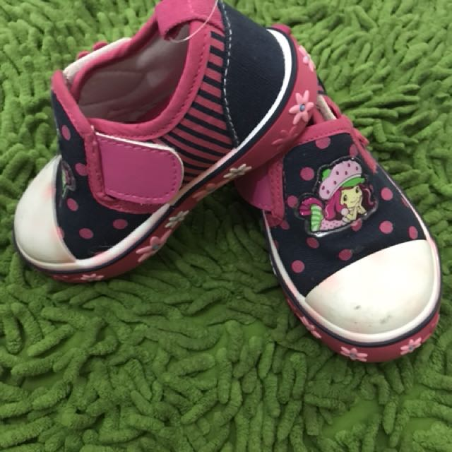 Strawberry Cupcakes Shoes