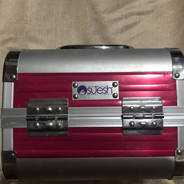 Suesh Personal Vanity Case with Keys