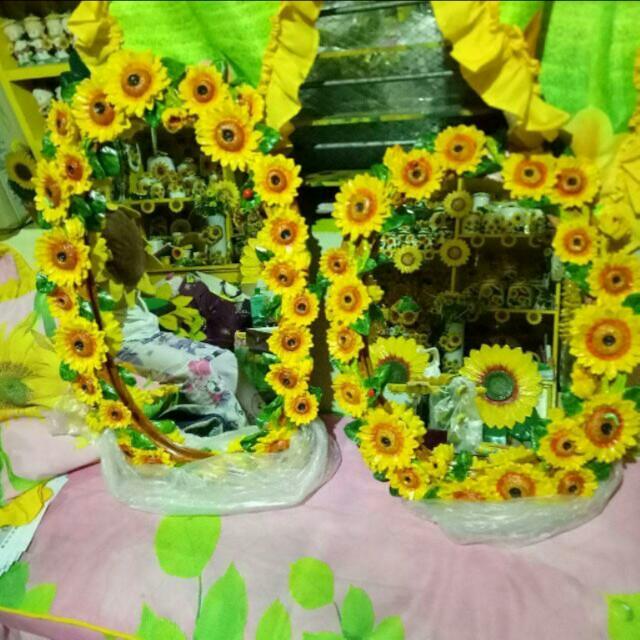 Sunflower big mirror