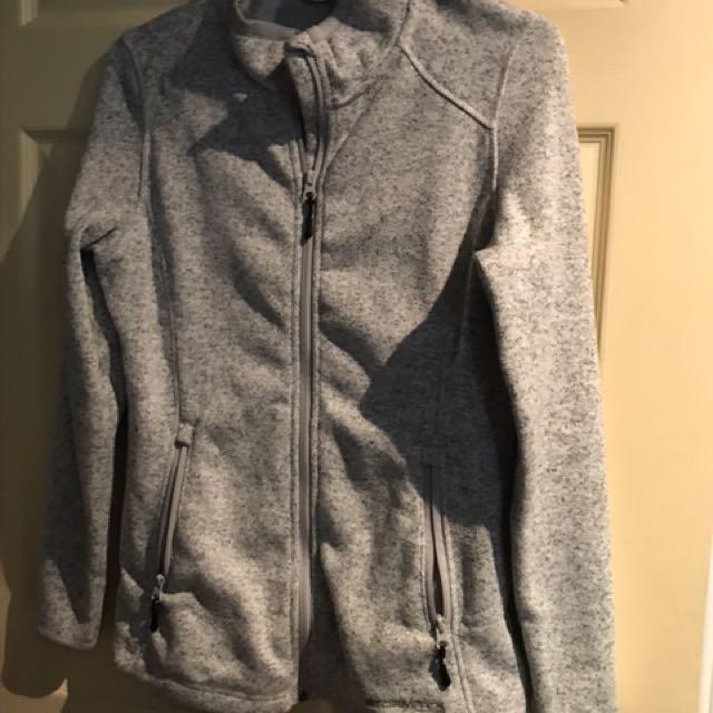 Sunice zip up sweater