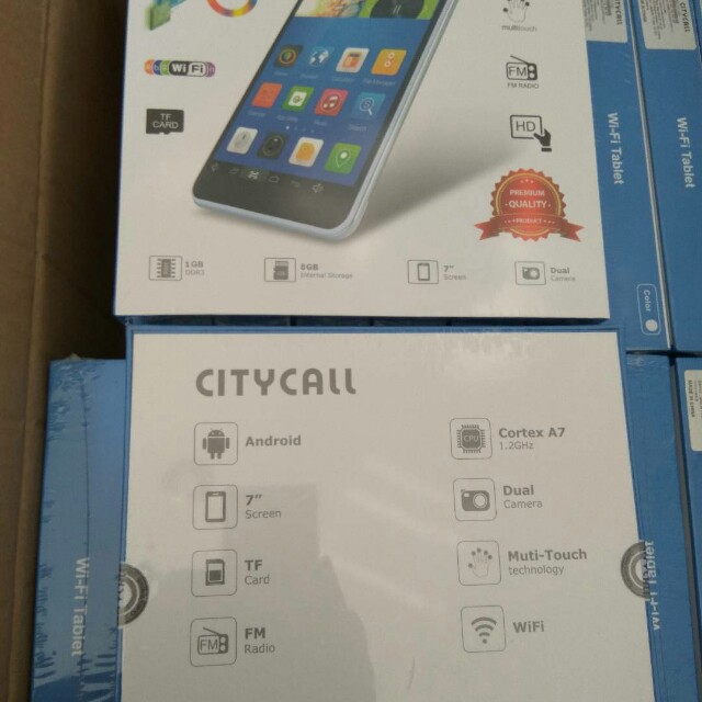 Tablet Citycall CT 702, Mobile Phones & Tablets on Carousell