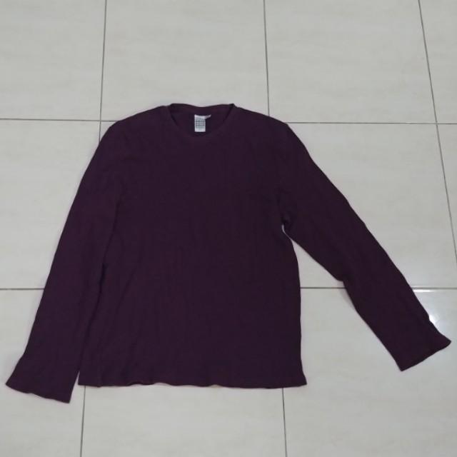 Topman Purple sweatshirt