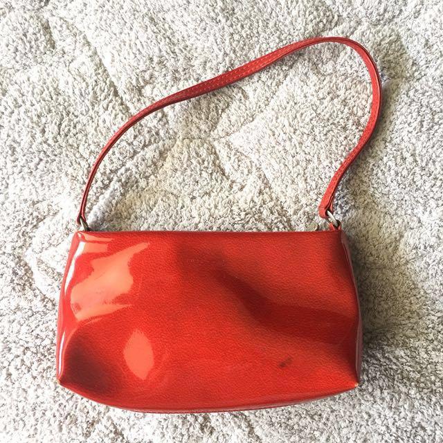 TOSCANO Red Bag