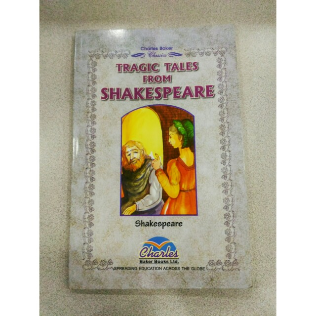 Tragic tales from Shakespeare