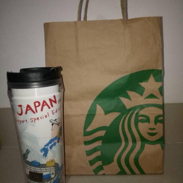 Tumblr Starbucks Japan Airport Special Edition