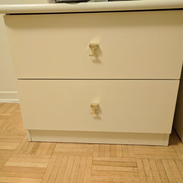 Two nightstand