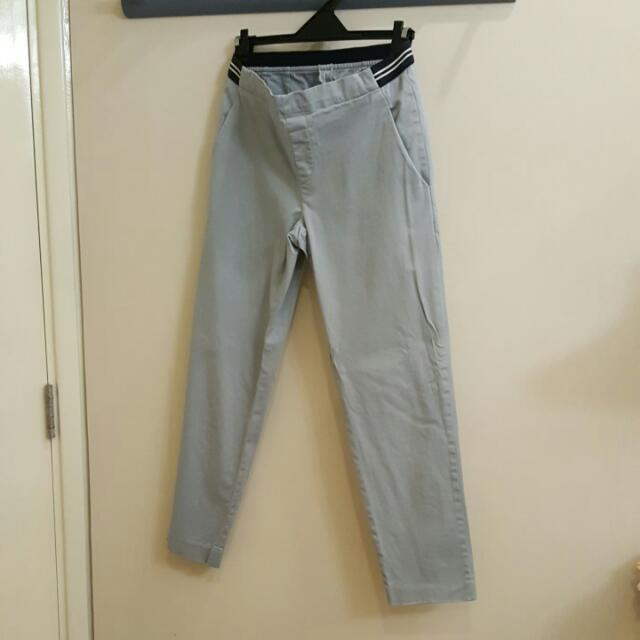 Uniqlo Garter Trousers