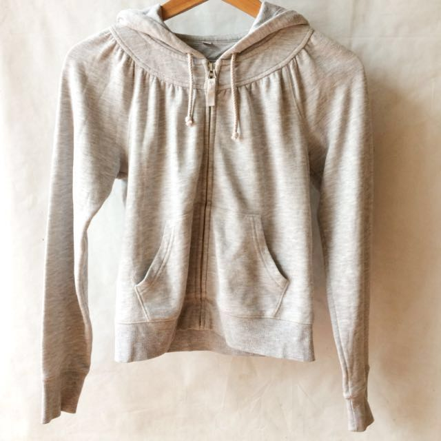 Uniqlo Jacket Sweat Girl Kids