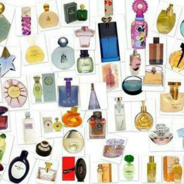 US Authentic Perfume Testers