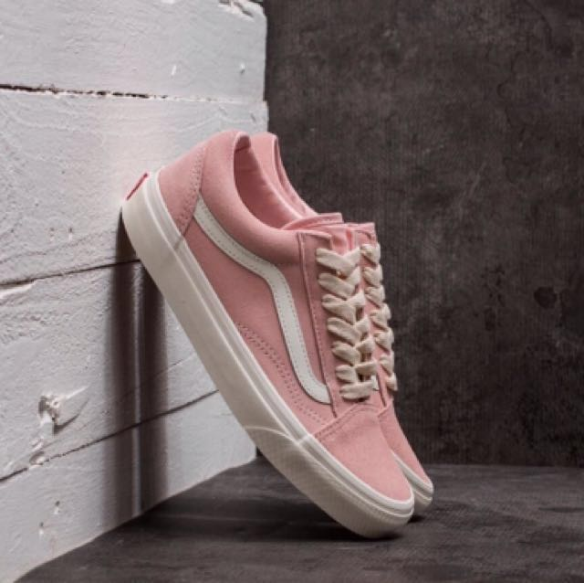 Vans Old Skool Suede (Herringbone Lace) 2cff673c3