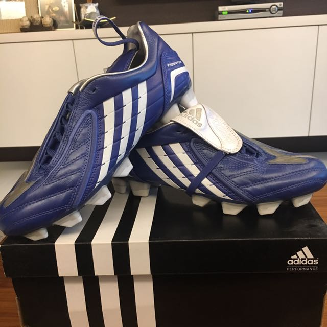 best authentic e09e3 567c8 Vintage Adidas Predator Absolion Ps Trx, Men s Fashion, Footwear on  Carousell