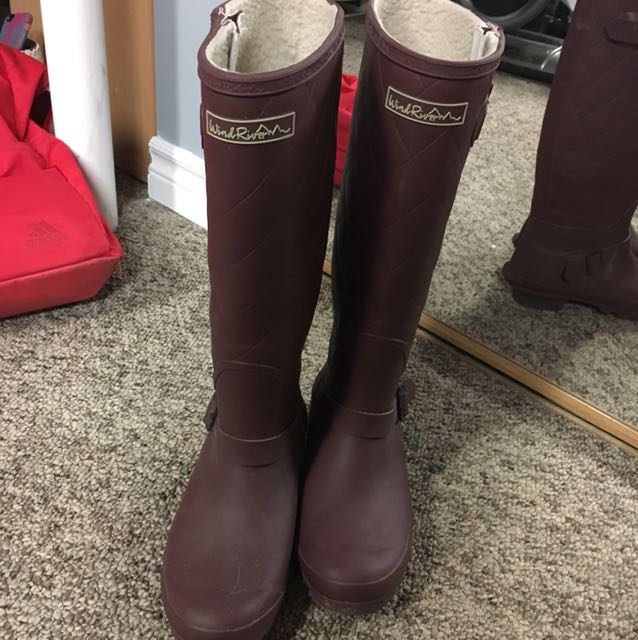 Wind river rain/snow boots