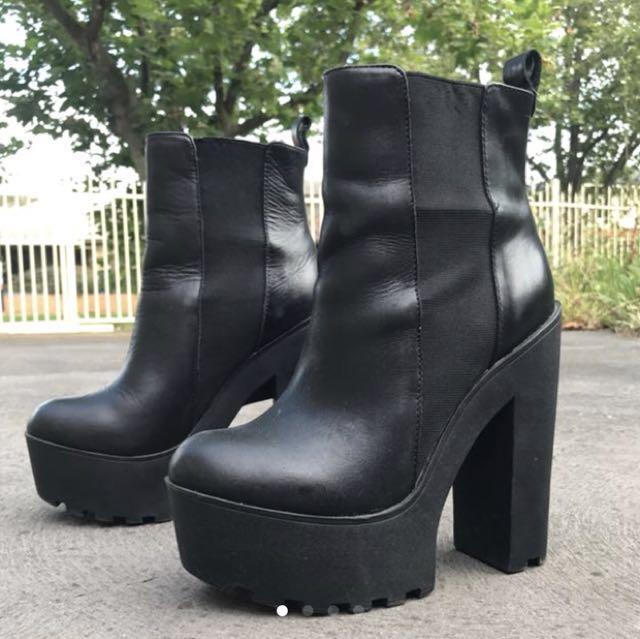 Windsor smith grunt boots