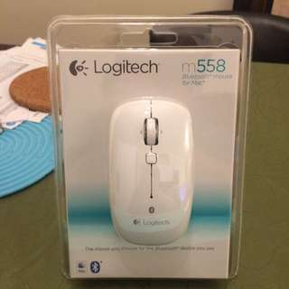 Logitech m558 Bluetooth mouse