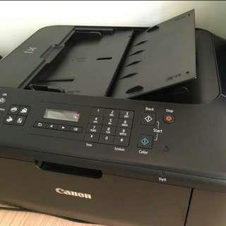Canon printer scanner