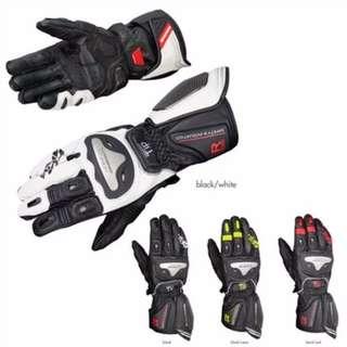 Authentic Komine Touring riding GK-169 gloves