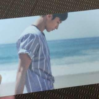 Seventeen DK Postcard
