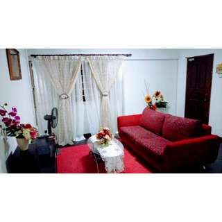 4-room NG Ground Floor Marsiling Rise