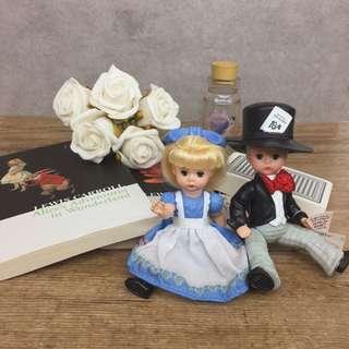 絕版Madame Alexander童話娃娃