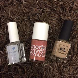 Bundle-Assorted Nail Polish
