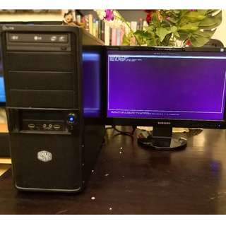 Desktop PC (Case with Free MB and CPU!)