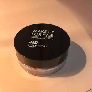 (含運)Make up forever-HD微晶蜜粉(8.5g)