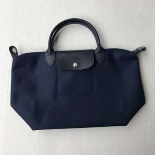 [ORIGINAL] Longchamp New Neo Medium Navy