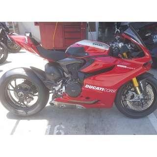 2013 Ducati Panigale 1199R