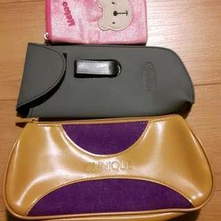 Makeup purse, glasses case & kids purse