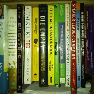 Christmas giveaway! Entrepreneurship books!