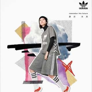 🚚 Adidas Originals 水原希子 上衣 #手滑買太多