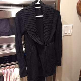 TALULA lambswool/cashmere cardigan