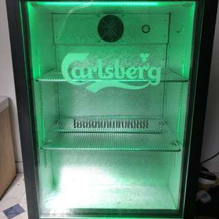 Carlsberg Beer Fridge