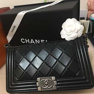 Chanel Boy (限量刻字版)