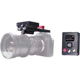 Wireless Follow Focus (Nebula) for DSLR and Mirrorless cameras - Work with Nebula, Beholder, Feiyu, Zhiyun Stabilizer