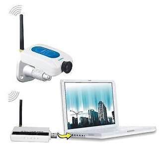 2.4GHz Digital Wireless Security Kit with Monition Detection