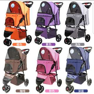 Brand New Bello Pet Stroller / Pram