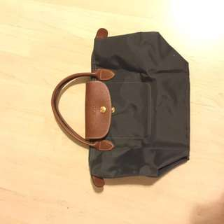 Small Navy longchamp le pilage