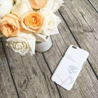 BTS LOVEYOURSELF CUSTOM MADE PHONE CASE