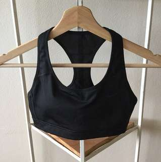 Nike compression crop top xs