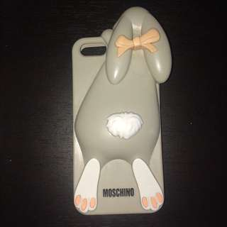 iPhone 5/5s Moschino Rabbit Case