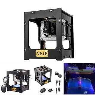NEJE DK-8 Pro-5 500mW USB Laser Engraver Printer Hard Wood/Rubber