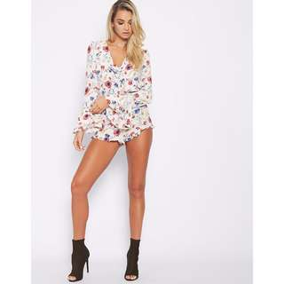 Popcherry Playsuit Size S $38.99 (RRP $54.99)