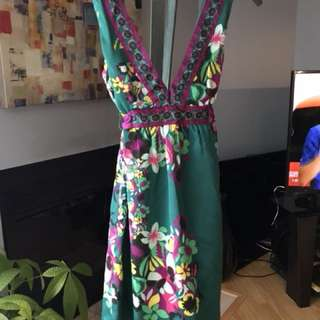 Summer Dress (size 4)