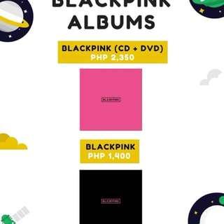 BLACKPINK ALBUM G.O.