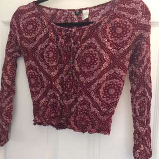 Cute Women's Top (XS)