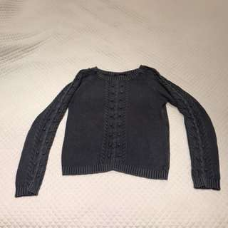 Maison Scotch sweater from Aritzia