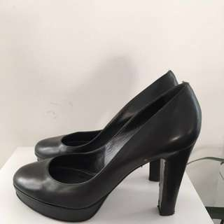 Sergio Rossi Platform Shoes