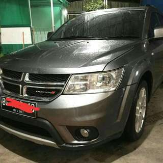 DODGE Journey SXT (Platinum)