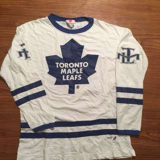 Mats Sundin Toronto Maple Leafs Jersey Style T Shirt